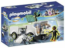 Playmobil Super4 6692 Camaleón con Gene - New and sealed