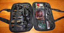 FLY tying trasportare KIT con materiali Regalo di Natale di pesca