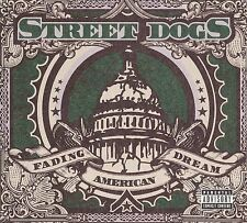 STREET DOGS Fading American Dream (CD/DVD, 2-Disc, 2006) complete