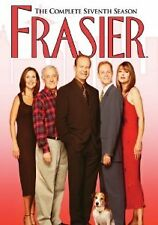 Brand New DVD Frasier Complete Seventh Season Kelsey Grammar David Hyde Pierce