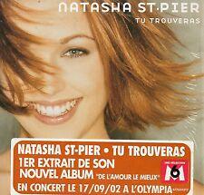 CD CARTONNE 2T NATACHA ST-PIER   ( TU TROUVERAS   ) TRES BON ETAT   DE 2002