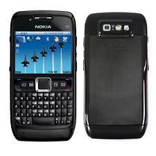Original Black Nokia E71 Unlocked QWERTY 3G WIFI GPS Camera Mobile Bar Phone