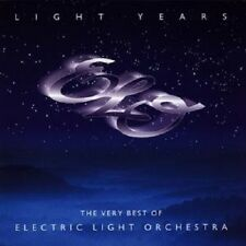 "ELECTRIC LIGHT ORCHESTRA ""LIGHT YEARS:THE VERY..."" 2 CD"