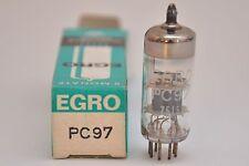 EGRO PC97 / PC 97 Röhre / Radioröhre / Tube / Elektronenröhre, Radio, NOS