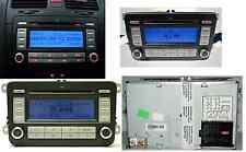 VW RCD300 MP3 Original Autoradio VW Golf Caddy Passat Touran Eos Jetta mit CD
