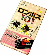 New Lonpos 101 Pyramid IQ Training Puzzle Game From Japan Free Shipping F/S