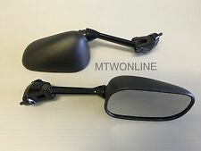 Motorcycle Aftermarket Mirrors 1 Pair Kawasaki ZX6R/ZX6RR 2007-2008 Brand New