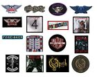 AEROSMITH foreigner MOTLEY CRUE opeth - OFFICIAL SEW-ON PATCH patches