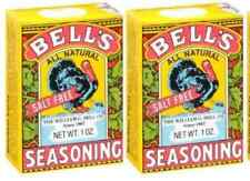Bell's All Natural Salt Free Seasoning for Turkey Stuffing 1 oz- Dated 10-5-2018