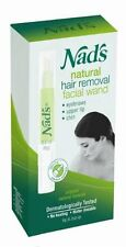 NADS HAIR REMOVAL FACIAL WAND, .2 OZ