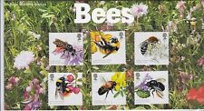 2015 Royal Mail Bees Stamps & Mini Sheet in Presentation Pack no. 515