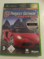 XBOX SPIEL - Project Gotham Racing 2