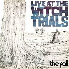 The Fall Live At Witch Trials Vinyl LP Record mark e smith pre-dragnet! punk NEW
