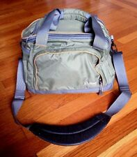 L.L. Bean Quickload Carry-On Duffle Bag w/ Shoulder Strap Travel Hiking Day Pack
