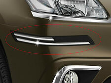 Car Corner Bumper Protector Guard Molding :- FORD FIGO NEW 2015