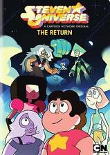 Steven Universe: The Return - Volume 2 (DVD, 2016) Cartoon Network