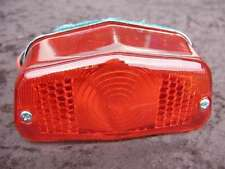 new LUCAS 564 stop+tail REARLIGHT-BSA C15 TRIUMPH 3TA 5TA T90/T100SS rear light