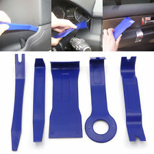 5Pcs/1 Set Car Interior Dash Radio Door Clip Panel Trim Kit Open Removal Tools