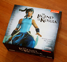 LEGEND OF KORRA Avatar Korra Collector Figure PVC Statue New!!!