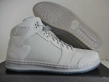 NIKE AIR JORDAN PRIME 5 TECH GREY-METALLIC SILVER SZ 12 [429489-002]