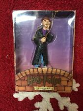 2000 Kurt Adler Warner Brothers Harry Potter Christmas Ornament Ron Weasley