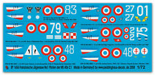 1/72 ep 1656 6 french Fighter aces No 1 Pilot the MS. 406C 1