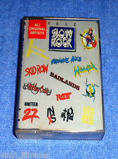 PHILIPPINES:SLOW ROCK VOL.2,Winger,Skid Row,Ratt,Motley Crue,Inxs,Cassette,TAPE,