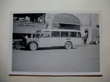 Suis326 - 1940s SWISS POST OFFICE (Bus Services) - BUS PHOTO Switzerland