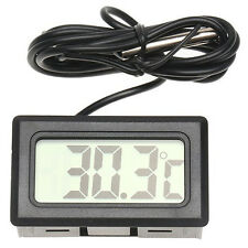 DC1.5V Mini Digital LCD electronic thermometer Temperature Meter Gauge Sensor