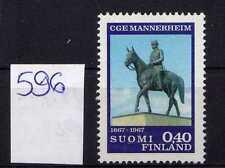Finlandia / Finland 1967 centenario nascita generale Mannerheim MNH