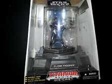 STAR WARS TITANIUM DIE-CAST: CLONE TROOPER - VINTAGE FINISH