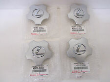 LEXUS OEM FACTORY CENTER CAP SET 2001-2005 IS300