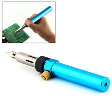 Gas Blow Torch Soldering Solder Iron Gun Butane Cordless Welding Pen Burner TB