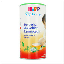 HIPP INSTANT TEA NATAL MAMA FOR BREASTFEEDING MUMS HERBAL NURSING DRINK