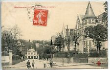 CP 95 Val-d'Oise - Montmorency - Avenue Emilie et la Gare