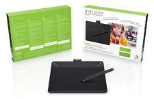 Wacom Intuos Photo Pen and Touch CH490PK (Small Black)