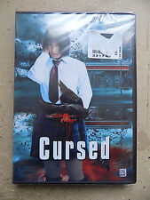 DVD - CURSED  - ONE MOVIE -  SIGILLATO!  A8