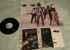 Prince and the Revolution PURPLE RAIN Original 1984 LP w/ Poster Vinyl