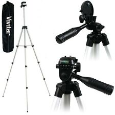 "Vivitar PhotoVideo Tripod 50"" Lightweight  For Panasonic HC-W580 HC-V380 HC-V180"
