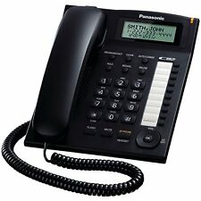 Intergrated Corded Phone System,Speakerphone,CID, LCD,Wall Mountable KX-TS880B