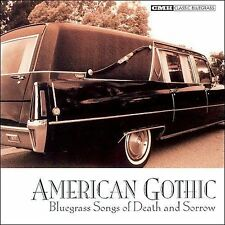 FREE US SHIP. on ANY 2 CDs! NEW CD American Gothic: Bluegrass Songs: American Go