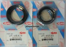 Honda / Acura Integra CR-V Axle Seal Set of 2 Left and Right Side Made in Japan