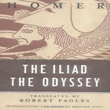 D108  THE ILYAD ODYSSEY CLASSICAL FANTASY AUDIOBOOK  BY HOMER