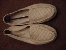 """1980's """"VINTAGE MEN'S 80's Shoes Mario De Gerard LOAFERS MIAMI VICE Flats"""