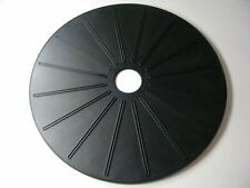 ADC ACCUTRAC +6 PLATTER MAT DISC OEM FOR TURNTABLE EXCELLENT CONDITION