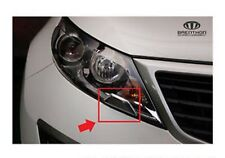 Head Lamp Chrome 2P 1Set For 11 12 Kia Sportage R