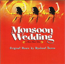 Monsoon Wedding by Mychael Danna (Composer) Orig. Soundtrack  (CD, 2002 Milan)