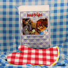 """Insul-Bright Insulated Lining-36""""X45"""" (91cm x 114cm) Use for Oven Gloves etc"""