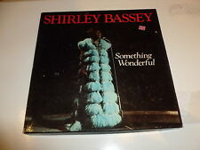 SHIRLEY BASSEY - Something Wonderful - UK EMI/World Records 72-track 6-LP boxset