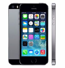 APPLE IPHONE 5S 16GB GREY FACTORY UNLOCKED SIM FREE MOBILE PHONE GRADE A
